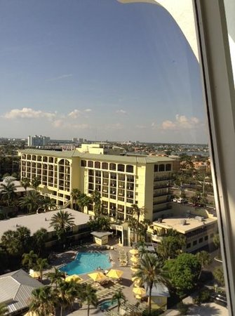 Grand Plaza Beachfront Resort Hotel & Conference Center: view from penthouse 2