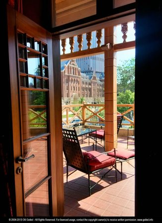 The Astor Hotel, A Luxury Collection Hotel: Smaller Victorian with terrace