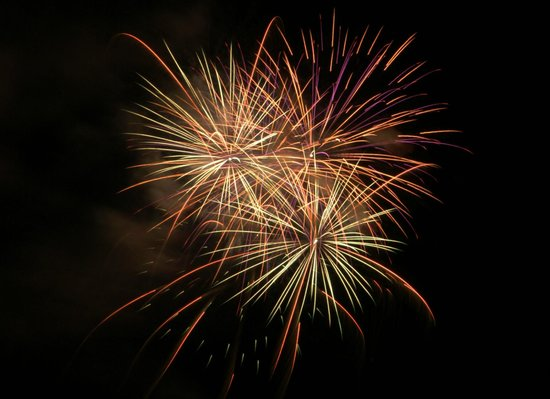 Fort Vancouver National Historic Site: Fort Vancouver Fireworks