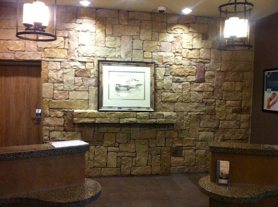 Homewood Suites by Hilton Austin / Round Rock: Hall Entrada