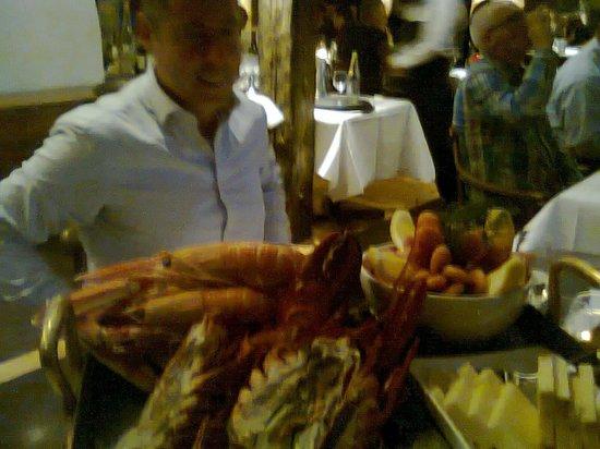 Restaurang Sjomagasinet: Tantalizing seafood platter