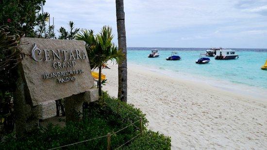 Centara Grand Island Resort & Spa Maldives : Centara Grand Island Resort & Spa