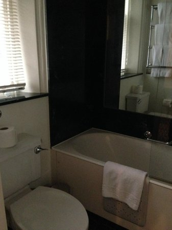 The Athenaeum Hotel & Residences: Bathroom