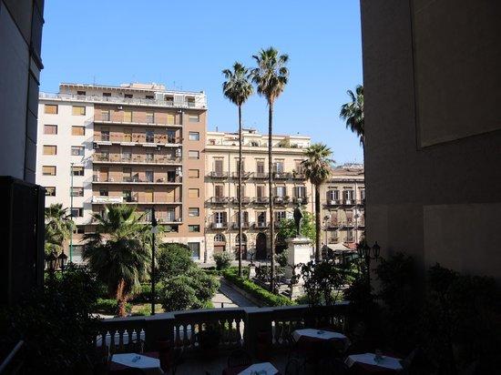 Hotel Joli: Terrazzo