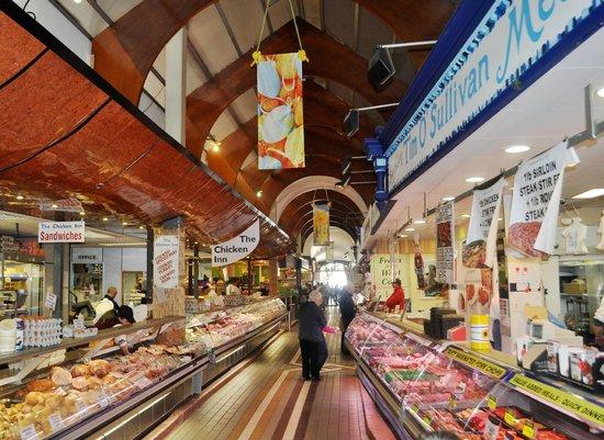 Old English Market/City Market : English Market, Cork