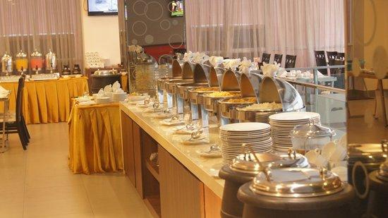 Winstar Hotel: Restaurant
