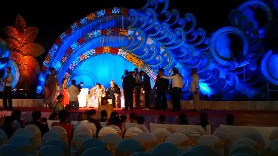Sentosa Resort : stage