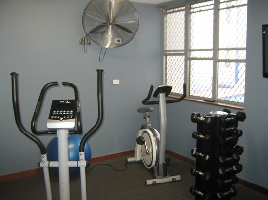 Beatty Lodge: Mini Gym