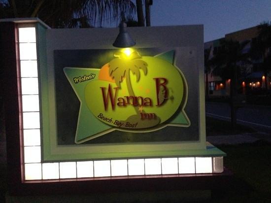 Weston's WannaB Inn: yep, wanna b there !