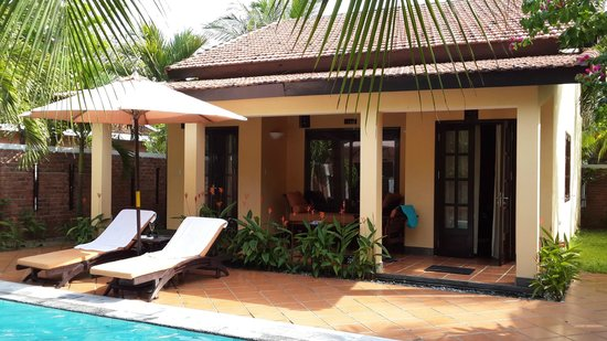 le belhamy resort & spa: Honeymoon Pool Villa