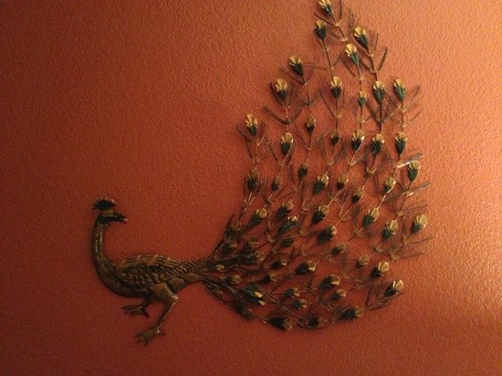 Mountain Motel : Wall art in the room