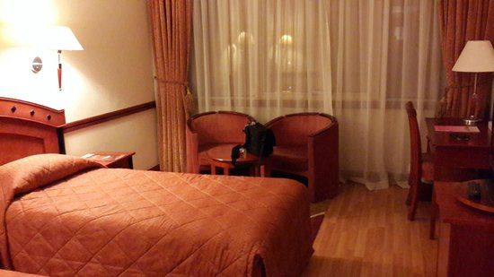 Panorama Grand Hotel: Clean and Comfortable