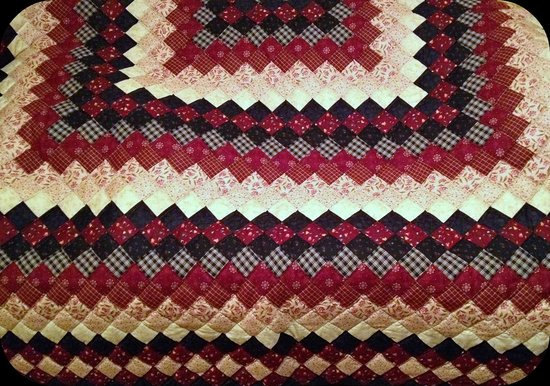 Riehl's Quilts and Crafts: This is just a portion of the pattern that we bought - love it!