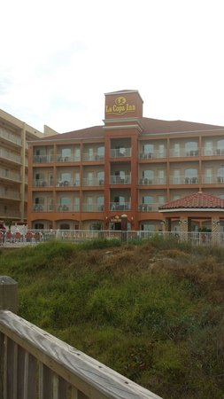 La Copa Inn Beach Hotel: :)