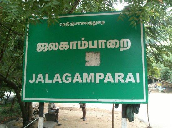 Jalagamparai Falls Yelagiri India Address Waterfall
