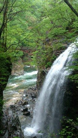Ryuokyo Canyon : 虹見の滝 2014/5/5