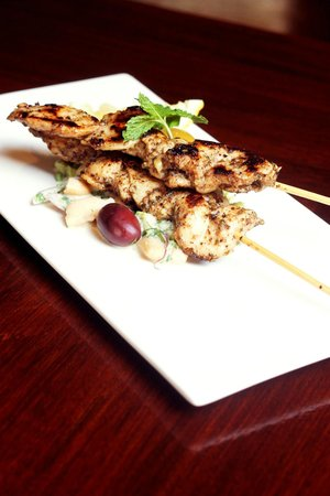 "Red Snapper Restaurant & Bar: Chicken Kebab ""Chef's Signature Dish"""