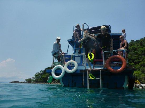 Good Time Resort Koh Mak: Discover Scuba Diving