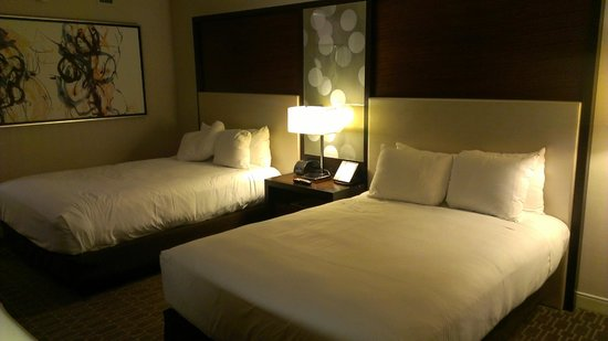 Hilton Atlanta Airport: Bedroom 3