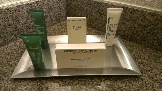 Hilton Atlanta Airport: Bathroom Amenities