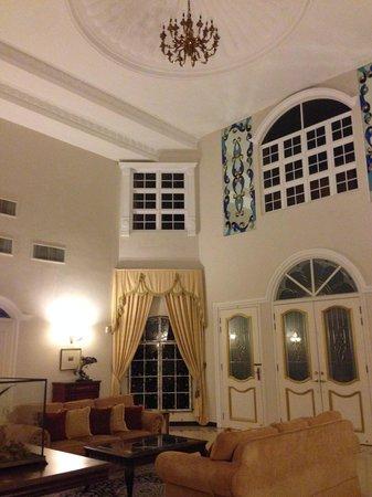 The Kahaani Malacca Hotel: The Living Area