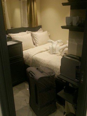 9 Boutique Hotel: Room #505 taken from the doorway