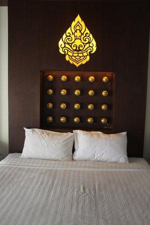 Mandawee Resort & Spa: บรรยากาศห้องนอน