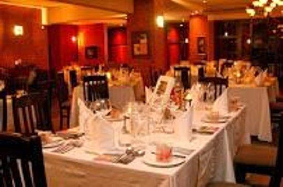 Leriba Hotel: Hemingway's Restaurant