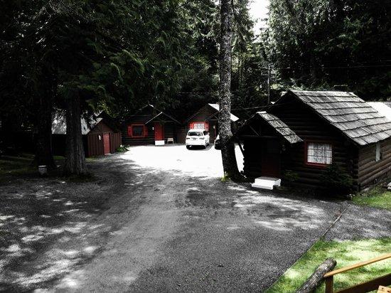 Gateway Inn & Cabins: Cabins