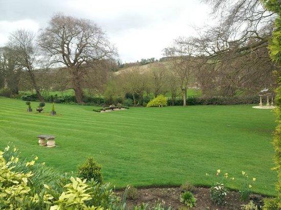 Wentbridge House Hotel: Garden