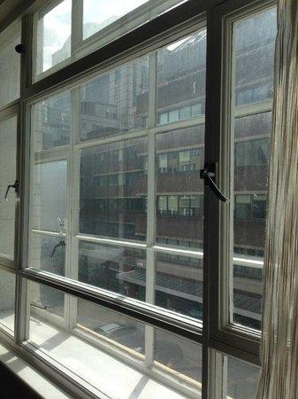 Chamberlain Hotel: Window