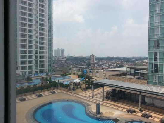 KSL Hotel & Resort: View from a pool view room