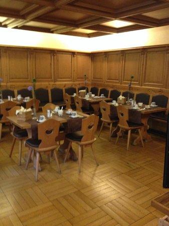 Hotel Luitpold: sala colazione