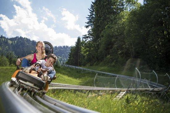Kolbensattel : Alpine Coaster Oberammergau