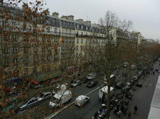 Hôtel du Prince Eugene: street wiew