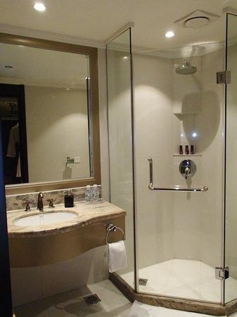 Chun Hui Yuan Resort: Bathroom