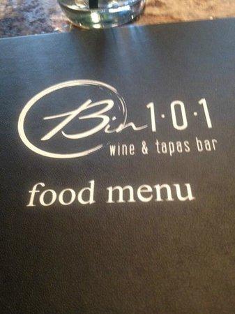 Bin 101 Wine & Tapas Bar