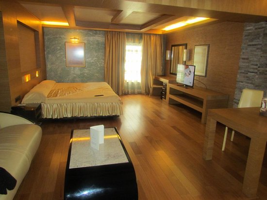 Hotel Anel: room