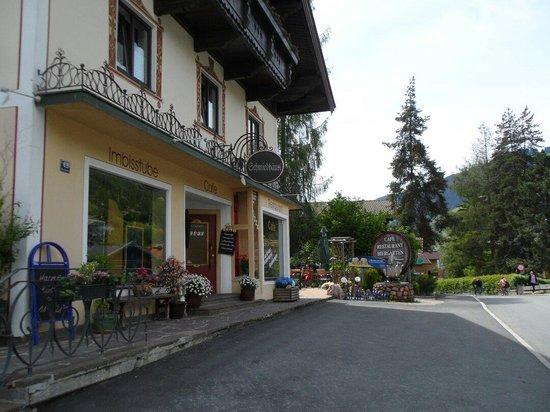 Schmiedhäusl: Beste restaurant van brixen im thale ! Met vriedelijke bediening !