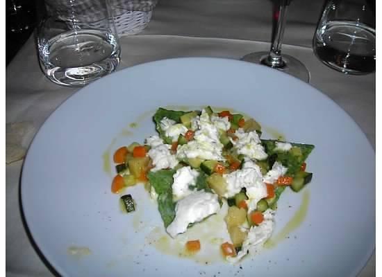 La Ciribiciaccola : Homemade Pasta with Vegetables