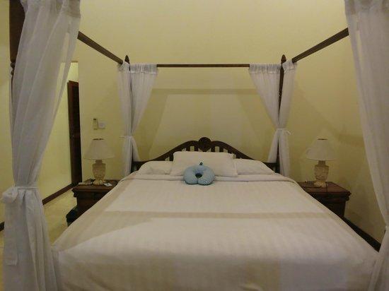 Bali Diamond Villas : Double Bed