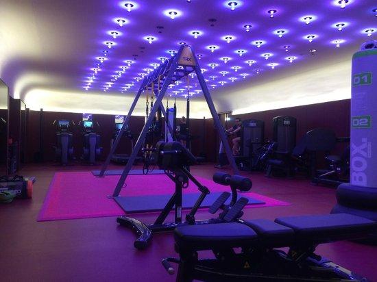 Hotel Cafe Royal: Gym