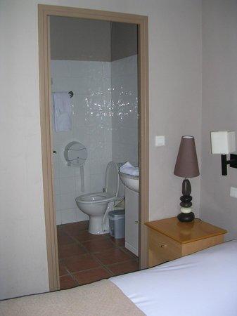 Hotel Restaurant l'Escapade: Bathroom