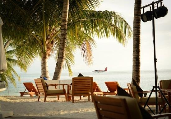 Conrad Maldives Rangali Island: Rangali bar