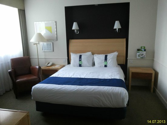 Holiday Inn Glasgow Airport : Мой номер