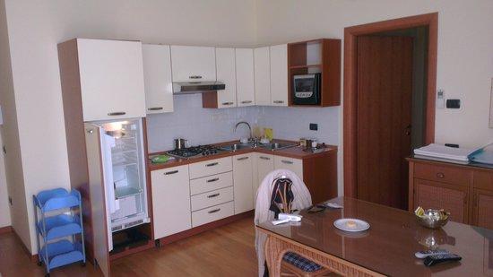 Residence Palazzo Brando: Apartament 2