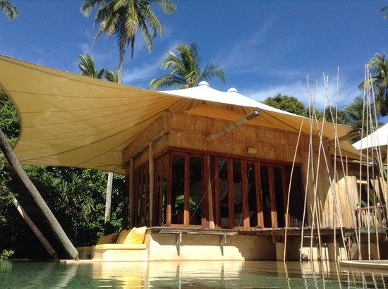 Soneva Kiri Thailand: wonderful ocean view villa