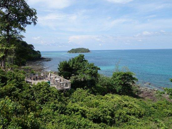 "Soneva Kiri Thailand: view from ""the view"""