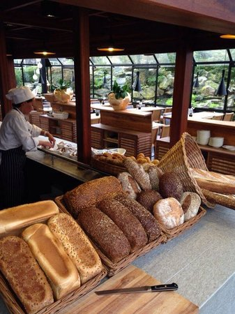Naaldwijk, Hollanda: Ontbijt