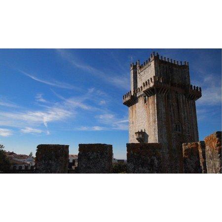 Castelo de Beja: Z murów zamku mamy cudowny widok na okolicę